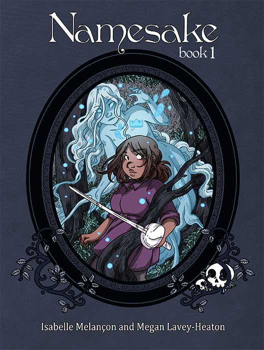 Namesake - Book 1 from Namesake - Webcomic Merchandise