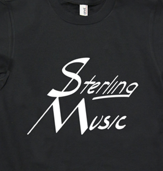 Sterling Music Corporate Shirt from Rock Cocks - Webcomic Merchandise