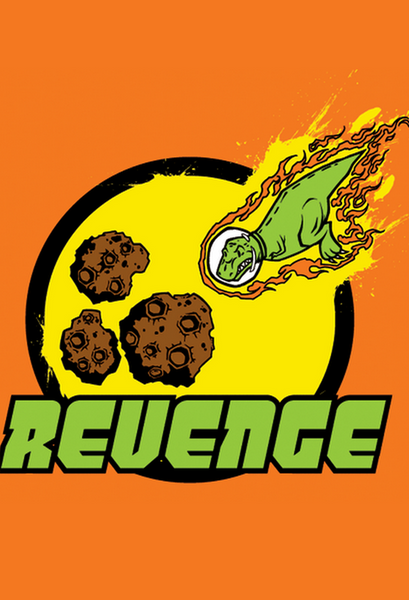 SMBC - Revenge! Shirt from SMBC - Webcomic Merchandise