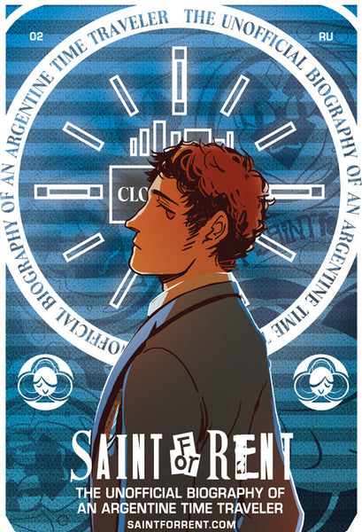 Saint for Rent - Chapter 2 print from Saint for Rent - Webcomic Merchandise