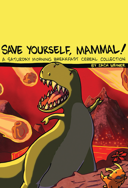 SMBC Collection - Save Yourself, Mammal! from SMBC - Webcomic Merchandise