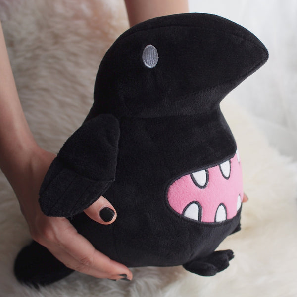 Maw Plush from Johnny Wander - Webcomic Merchandise