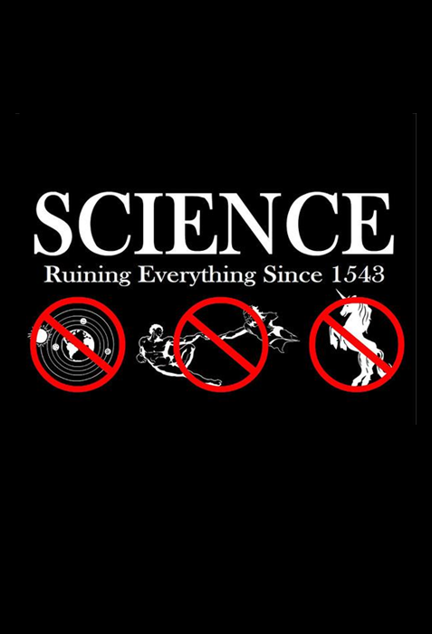 SMBC - Science Shirt