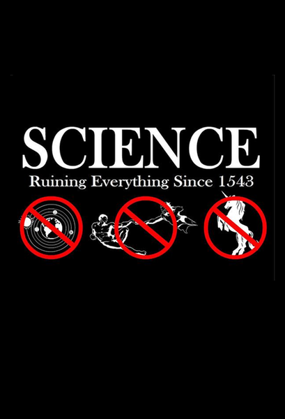 SMBC - Science Shirt from SMBC - Webcomic Merchandise