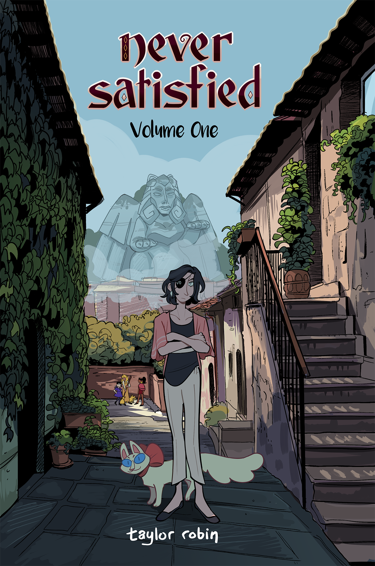 Never Satisfied Volume 1 eBook from Never Satisfied - Webcomic Merchandise