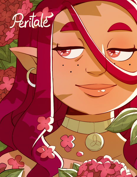 Peritale - Side B from Peritale - Webcomic Merchandise