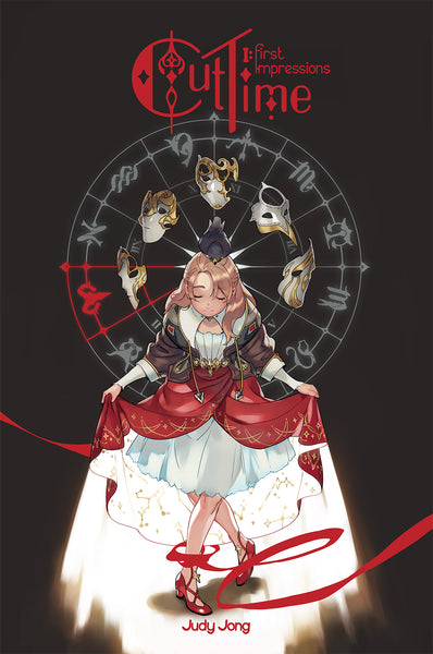 Cut Time Book 1 eBook from Cut Time - Webcomic Merchandise