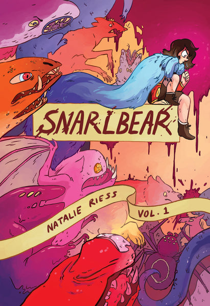 Snarlbear Book 1 from Snarlbear - Webcomic Merchandise