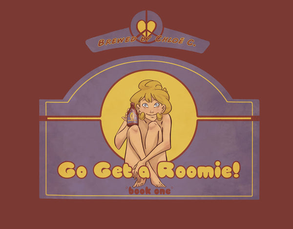 Go Get a Roomie - Book One from Go Get a Roomie - Webcomic Merchandise
