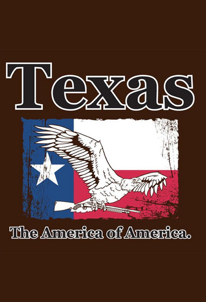 SMBC - Texas Shirt from SMBC - Webcomic Merchandise