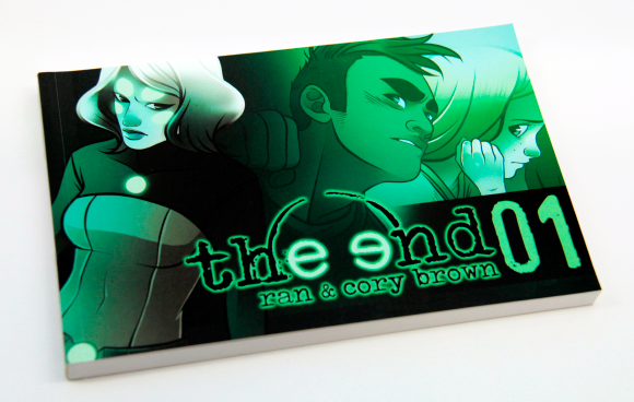 The End - Volume 1 from The End - Webcomic Merchandise
