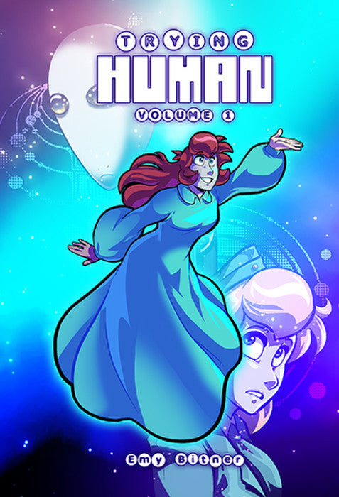 Trying Human Volume 1 - Ebook from Trying Human - Webcomic Merchandise
