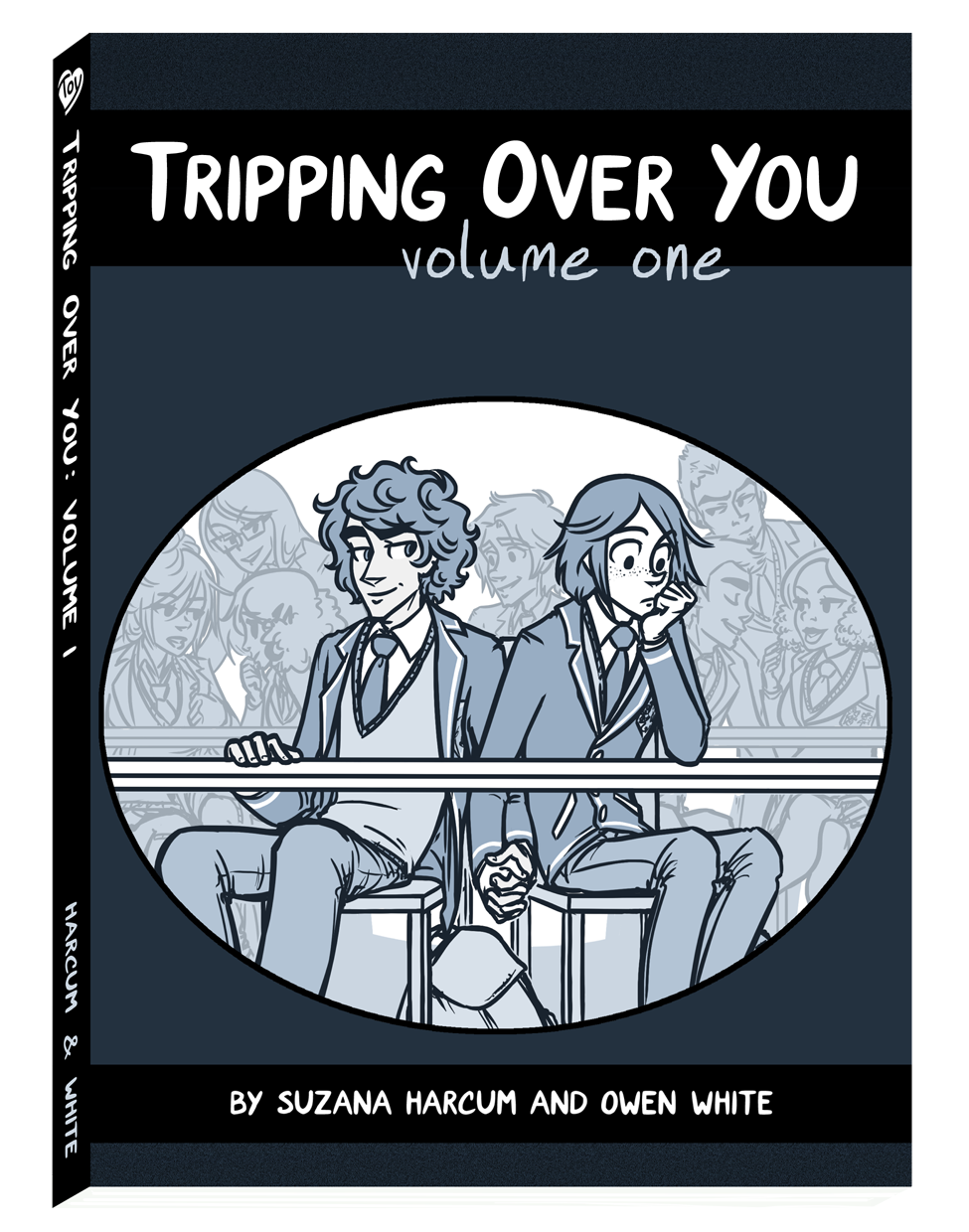 Tripping Over You - Vol. 1 from Tripping Over You - Webcomic Merchandise