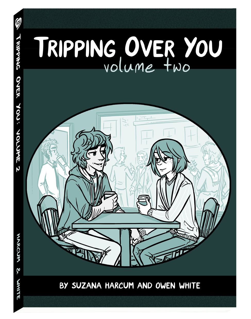 Tripping Over You - Vol. 2 from Tripping Over You - Webcomic Merchandise