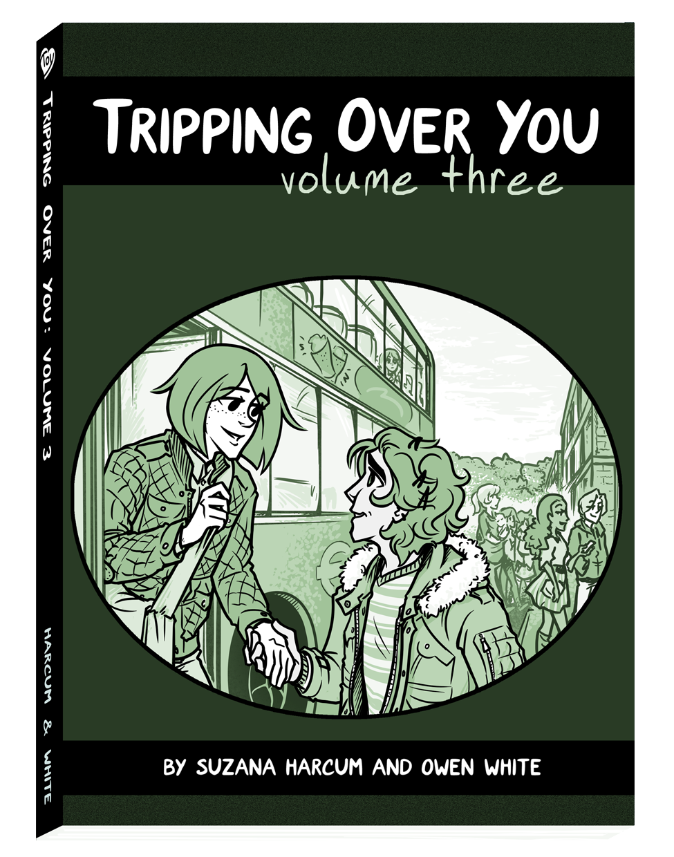 Tripping Over You - Vol. 3 from Tripping Over You - Webcomic Merchandise