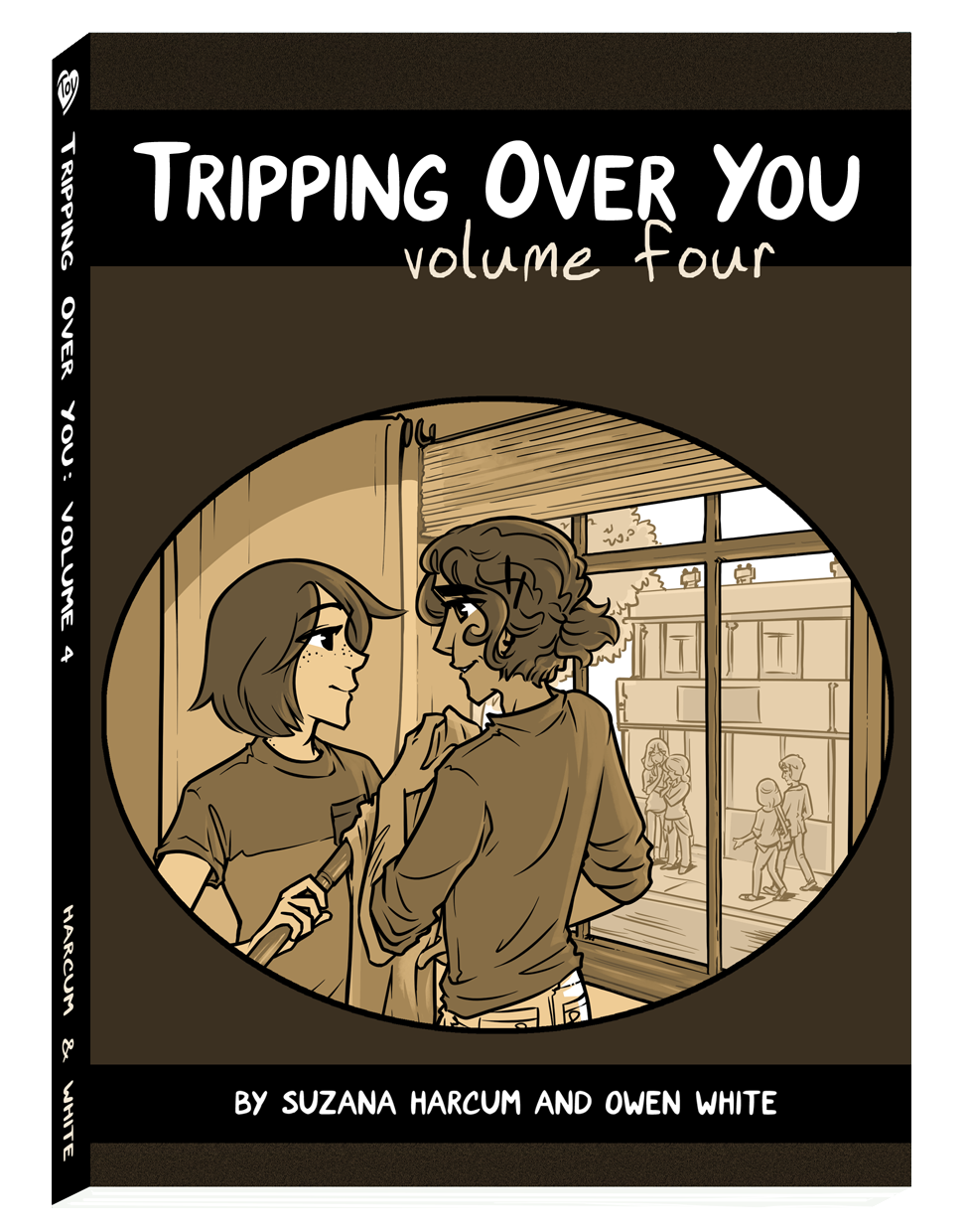 Tripping Over You - Vol. 4 from Tripping Over You - Webcomic Merchandise