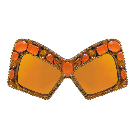 Diana Orange Tortoise - Choose Your Lenses!