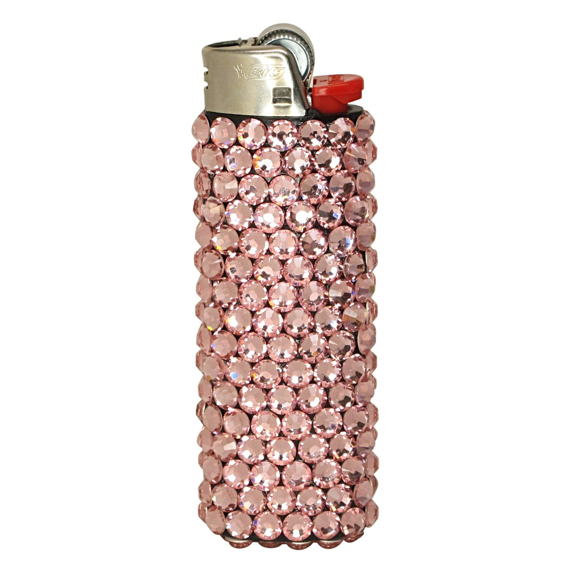 Pink Crystal Lighter