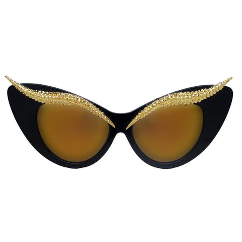 Kiedis crystal horn cat eye