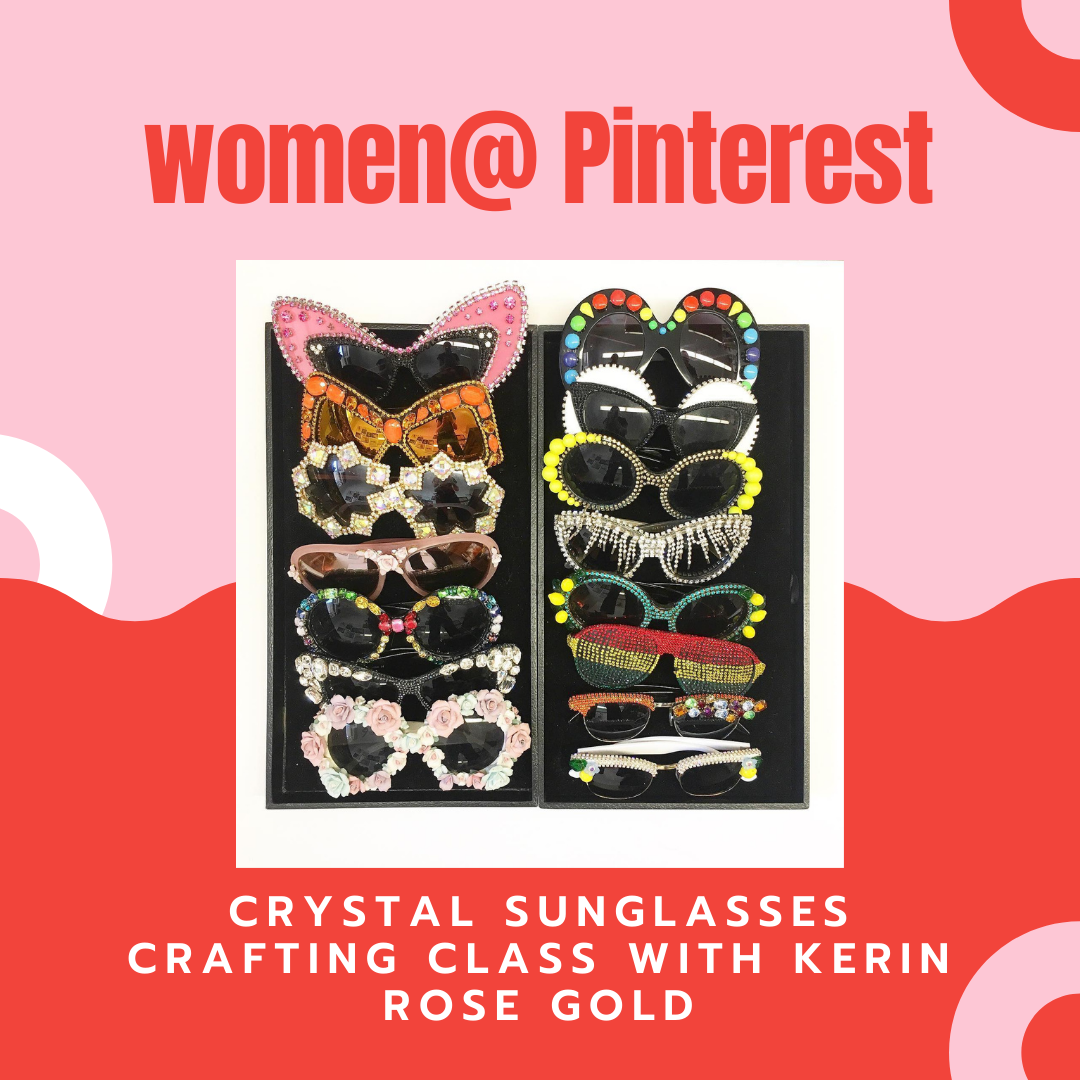 women@ Pinterest Crafting Class Kit (October 13, 10 AM PST)