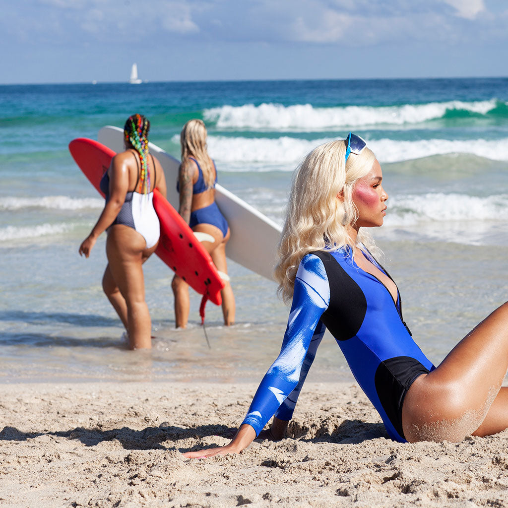 Sun, Space, Air & Warmth: Surfing in Miami