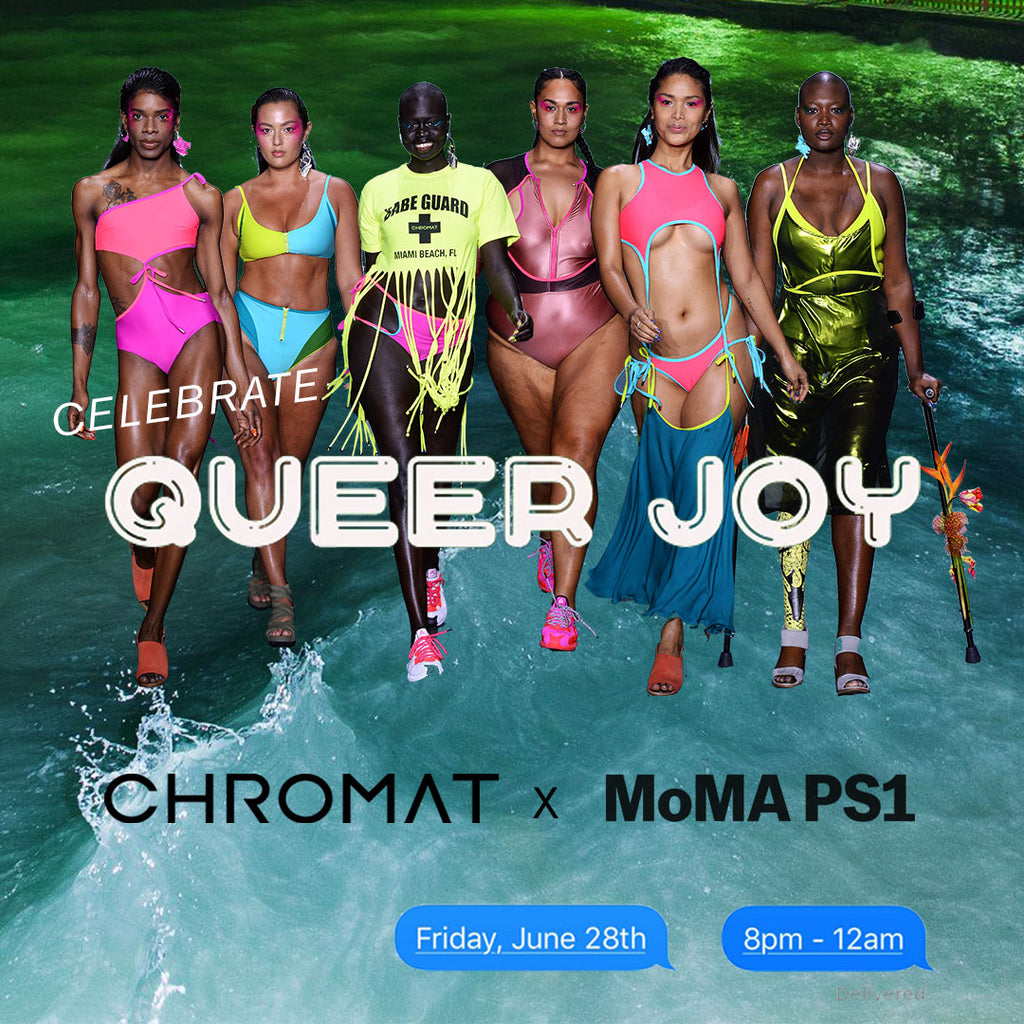 Celebrate QUEER JOY at Moma PS1