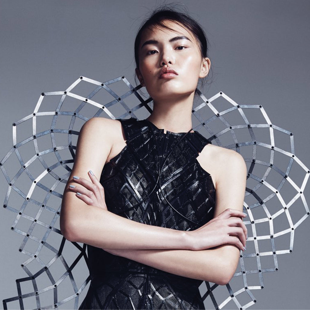 Chromat #TechTalks: 3D Body Scans, Virtual Reality, 3D Printed Clothing & Responsive Garments