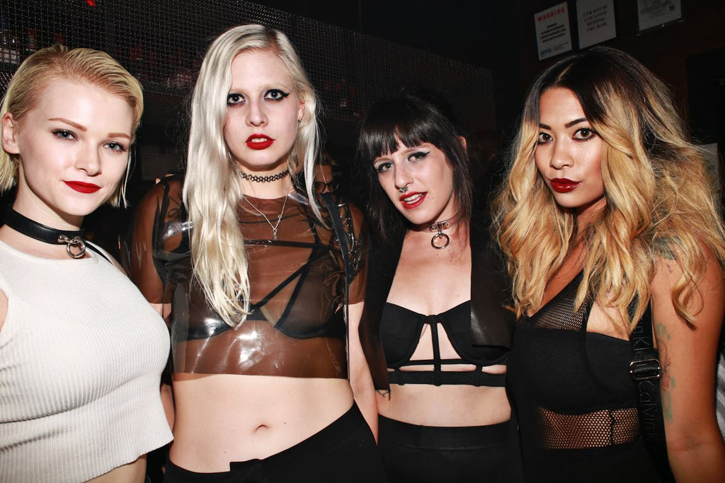 Chromat SS16 After Party + 5 Year Anniversary Photo by Maro Hagopian Katie Rex Rena Doof