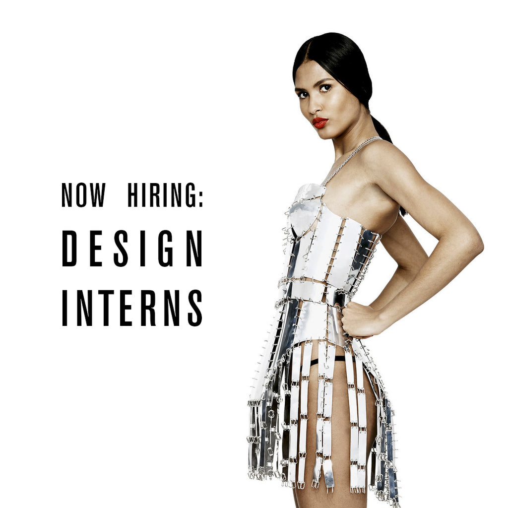 Now Hiring Design Production Intern Chromat