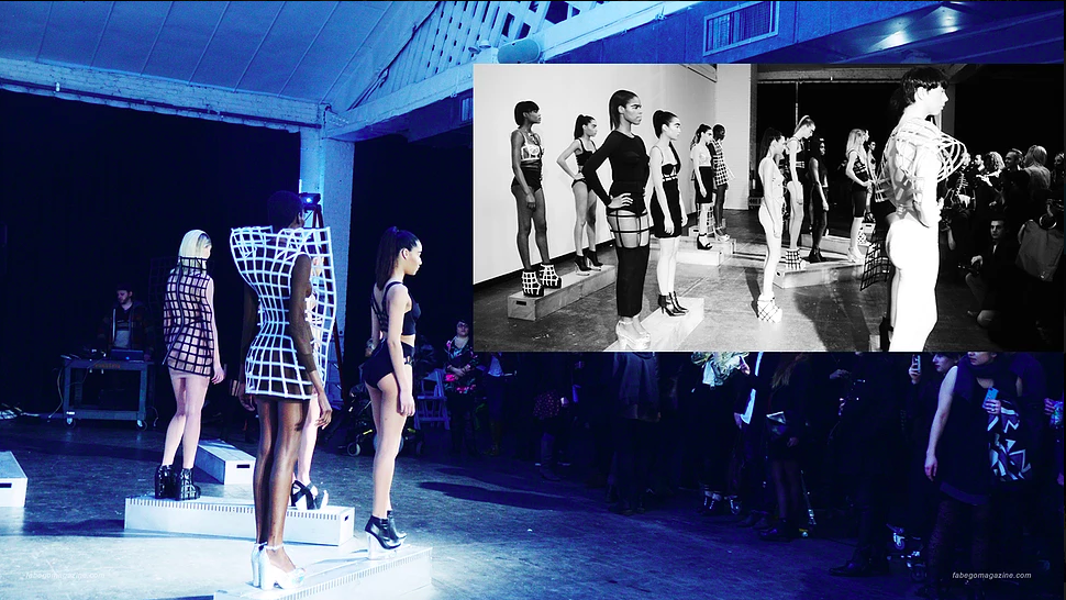 Chromat Superstructures