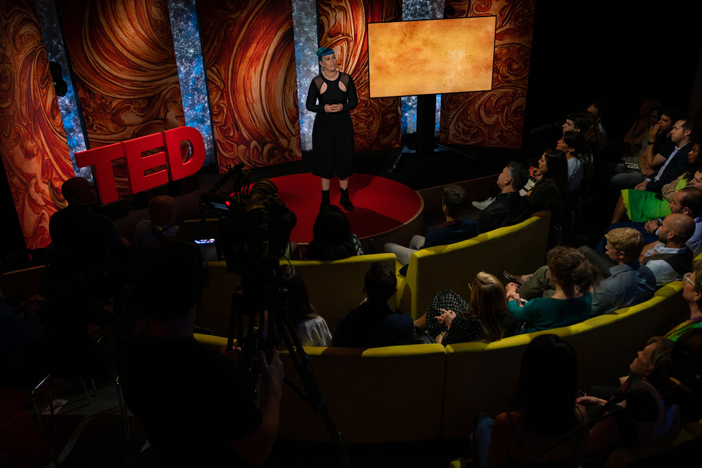 Chromat Ted Talk