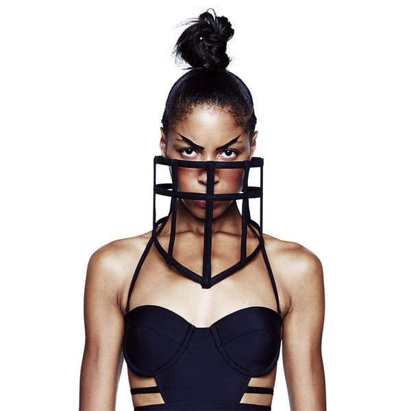 Extended Neck Cage