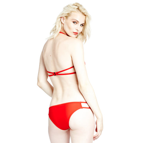 Cutout Bottom - Red