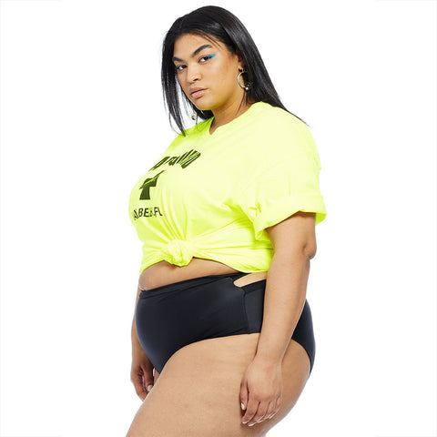 Babe Guard Miami T - Neon Green