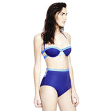 Bouloux II Top - Navy/Light Blue