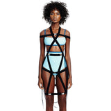 Hyperwave Buckle Harness