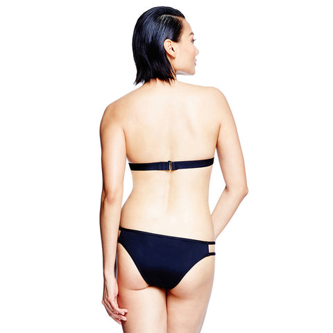 Cutout Bottom - Black