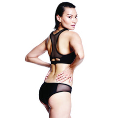 Racer Bottom - Black