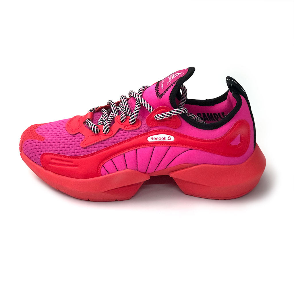Chromat x Reebok Sole Fury – Pink