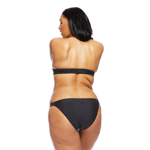 Banded Bottom - Black