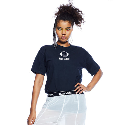 Chromat Babe Guard T - Black