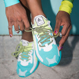 Chromat x Reebok Sole Fury – Teal