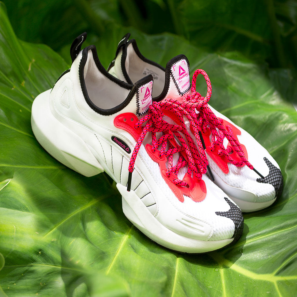 Chromat x Reebok Sole Fury – White
