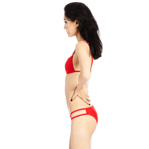 Skim Top - Red