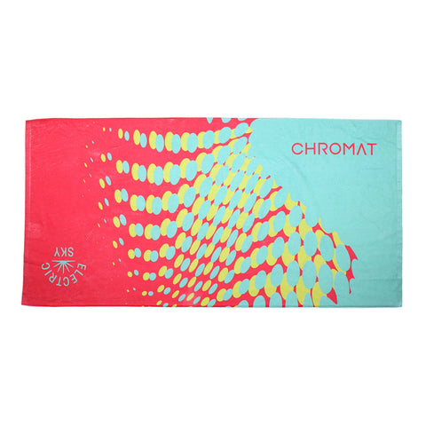 Climatic Beach Towel