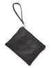 FLF Leather Pouch : Black