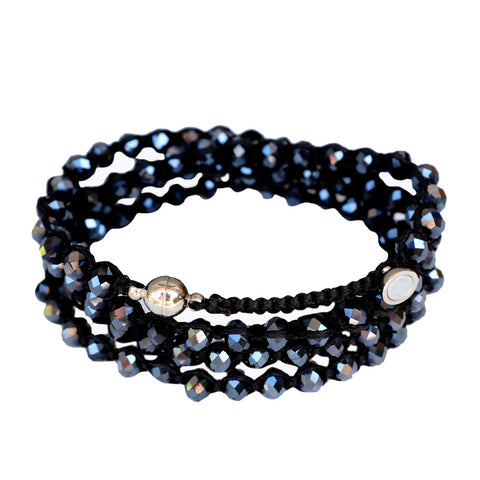 Candy Crystal Wrap BLACK