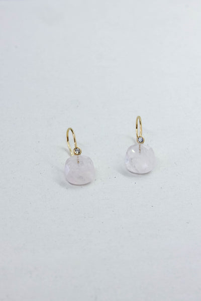 Demure Drop Earrings