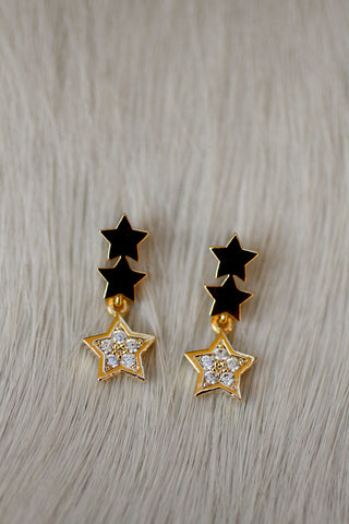 Dangle Starlight Earrings