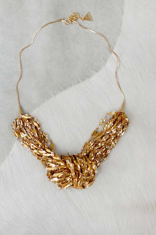 Knot Statement Necklace